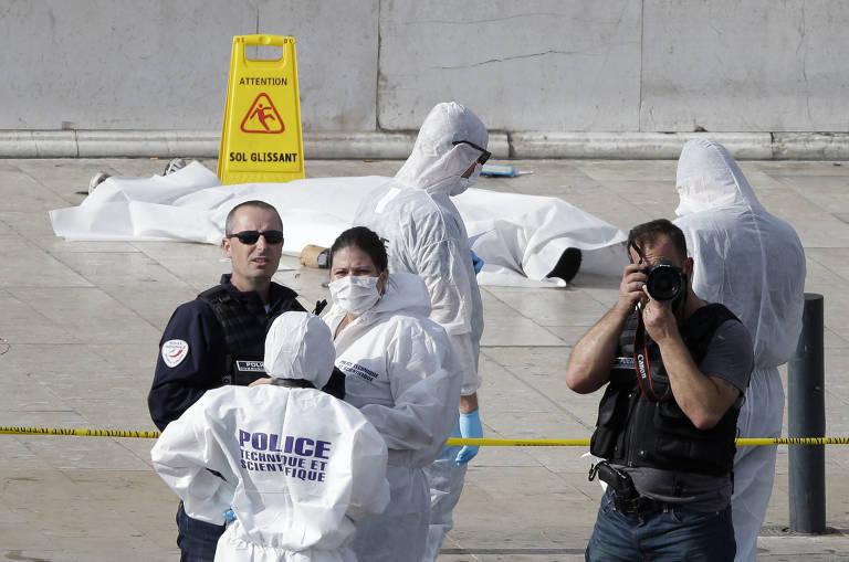Ataque terrorista em Marselha