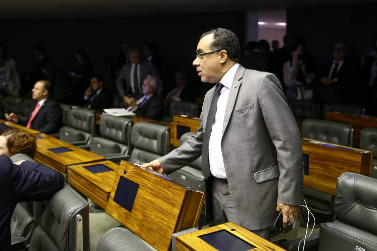 Rotina do deputado Celso Jacob