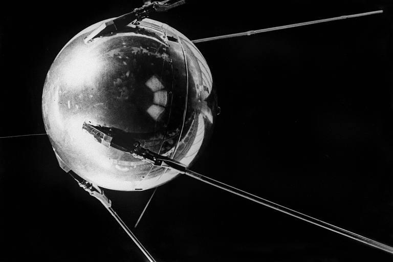Sputnik e a corrida espacial