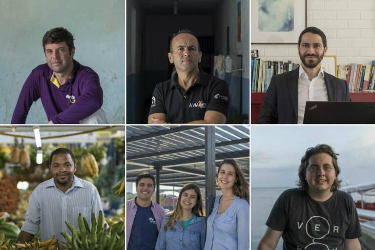 Pr�mio Empreendedor Social 2017