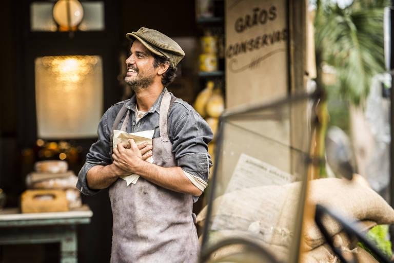 Inácio, personagem de Bruno Cabrerizo