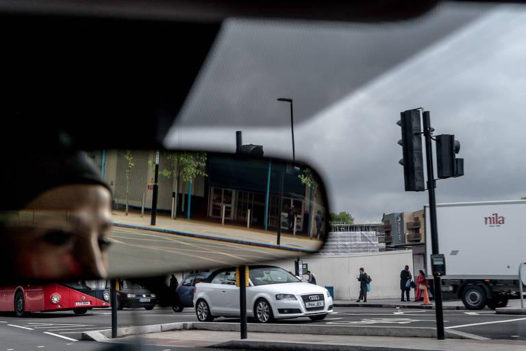Uber em Londres