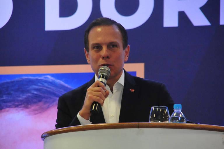 As viagens de João Doria