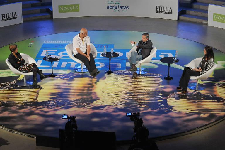 Forum economia limpa - mesa 1