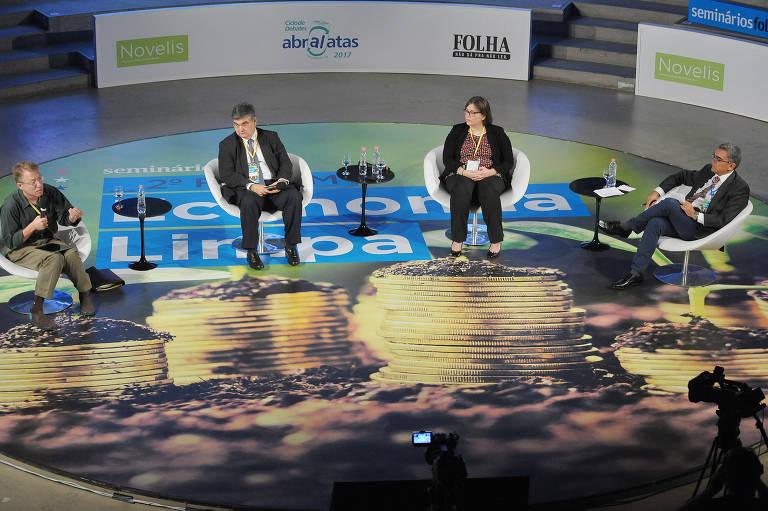 2� Forum Economia Limpa (04/10) - mesa 1