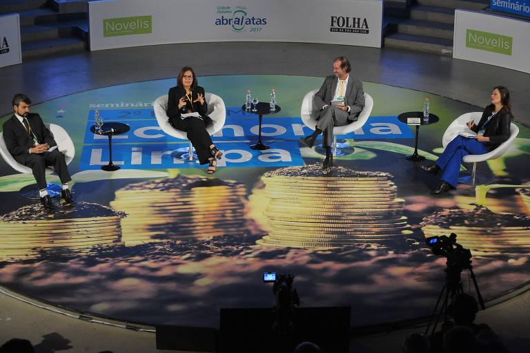 2º Forum Economia Limpa (04/10) - mesa 3
