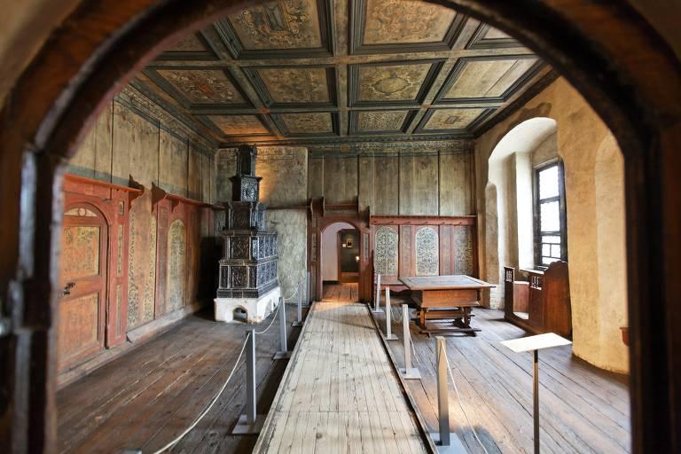 Na casa de Lutero