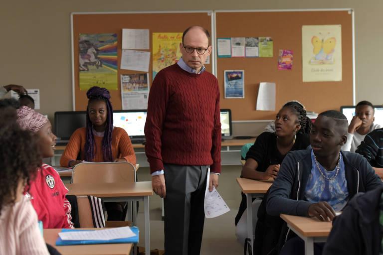 Cena do filme francês 'O Melhor Professor da Minha Vida'