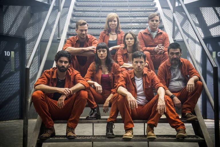 """O elenco da versão para a Espanha de """"Supermax"""" tem a brasileira Laura Neiva"""