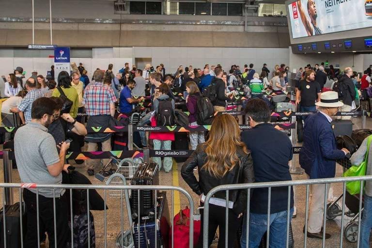 Concessionários do aeroporto Galeão podem devolvê-lo à Viúva