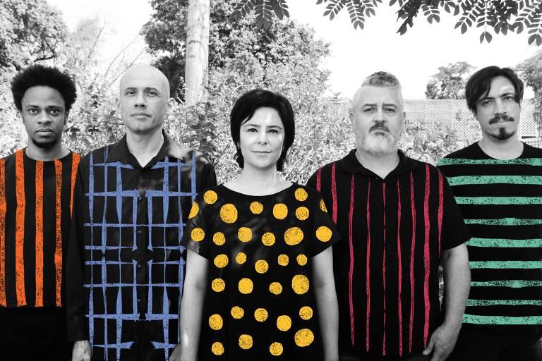 A banda Pato Fu se apresenta no sábado (13), no Sesc Parque Dom Pedro 2º