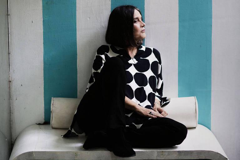 Joyce Moreno faz show no Sesc Pompeia