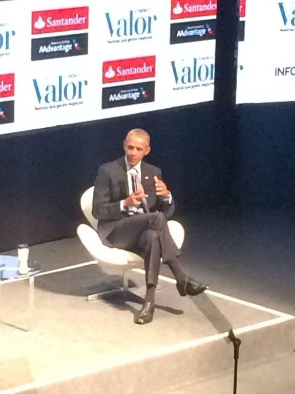 Barack Obama em S�o Paulo