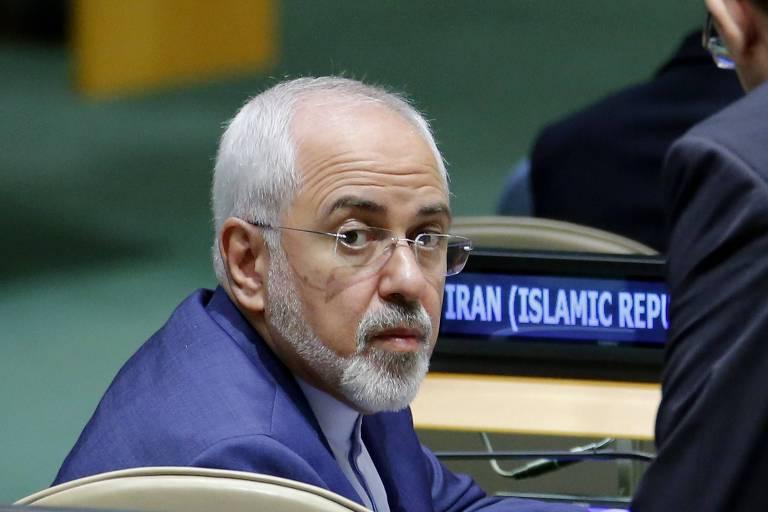 O ministro de Relações Exteriores do Irã, Javad Zarif, é o favorito para o Nobel