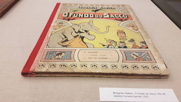 'Livros Infantis Velhos e Esquecidos'