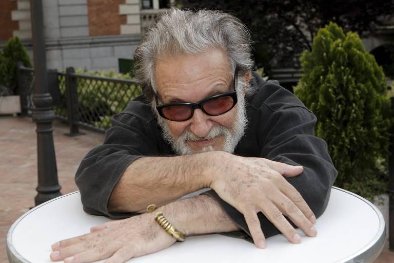 O diretor, roteirista, ator, compositor e poeta Ruy Guerra