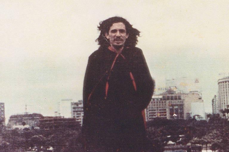O poeta e jornalista Torquato Neto
