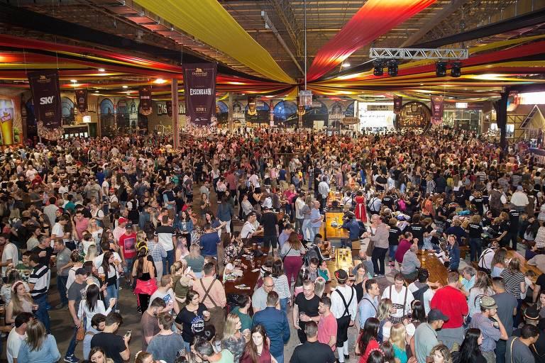 Oktoberfest em SP e Blumenau