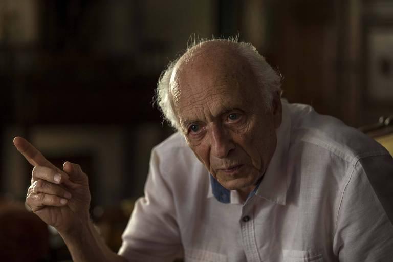 O diplomata Rubens Ricupero, 80, ex-ministro da Fazenda no governo Itamar e ex-embaixador do Brasil nos Estados Unido