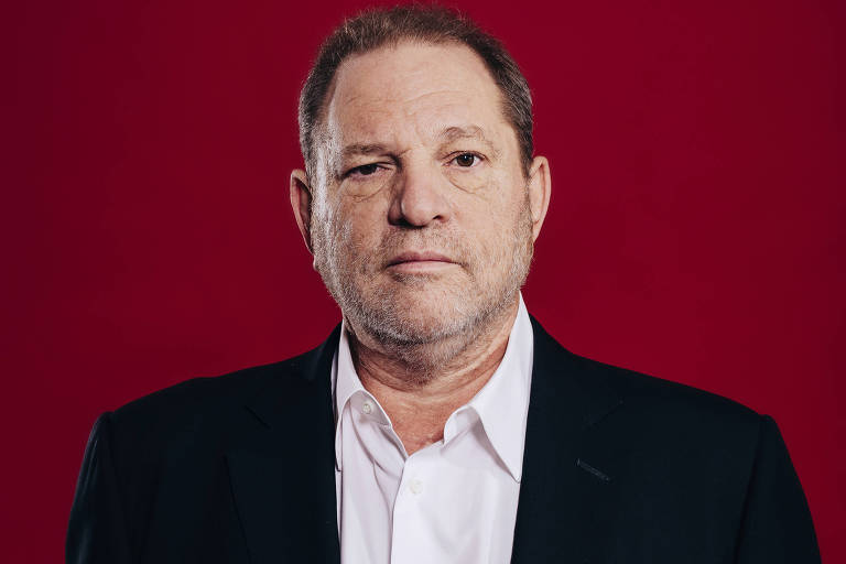 Harvey Weinstein, 55, produtor de cinema americano