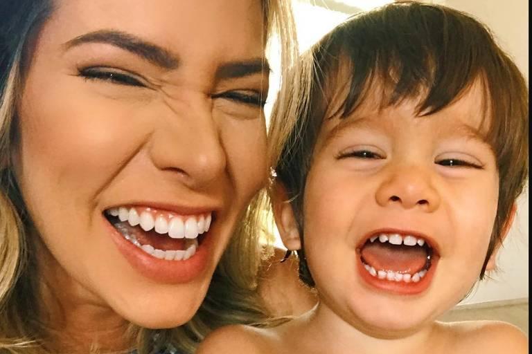 Crianças que 'pegam carona' na fama dos pais
