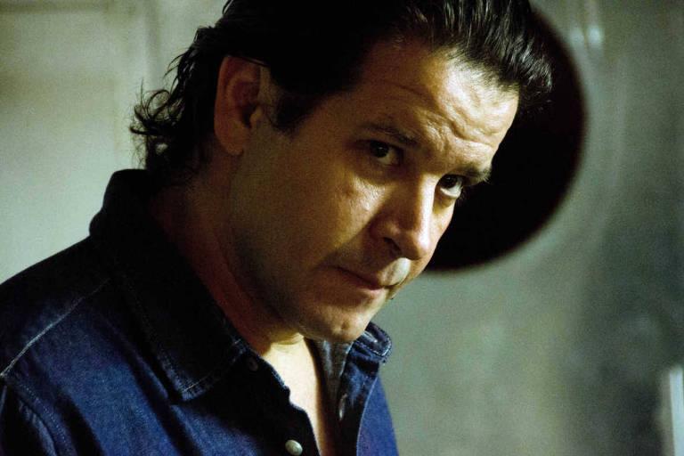 Murilo Ben�cio em cena do filme 'Animal Cordial