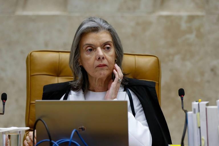 Ministra C�rmen L�cia - Veja imagens