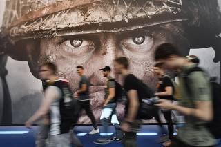 Futuro dos games de tiro está na socialização, diz produtor de 'Call of Duty: WWII'