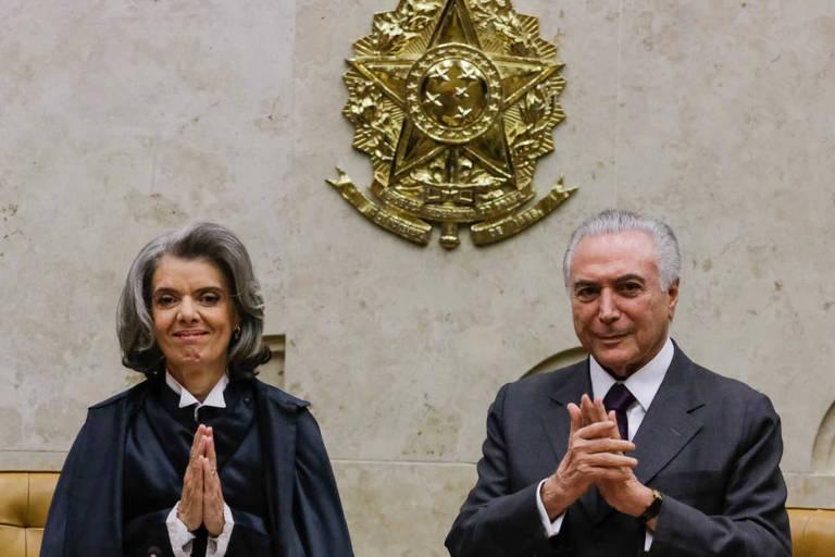 Ministra Cármen Lúcia - Veja imagens