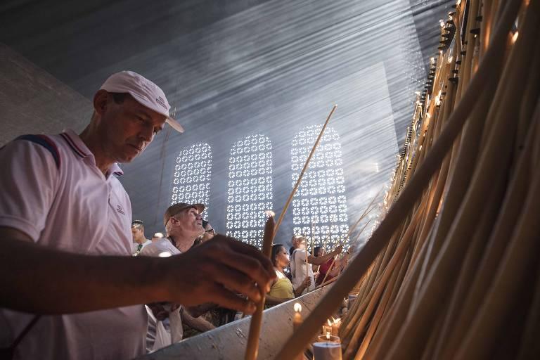 Nossa Senhora Aparecida - Comemoração aos 300 anos da aparição da imagem da Santa