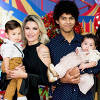 Antonia Fontenelle fez foto em família