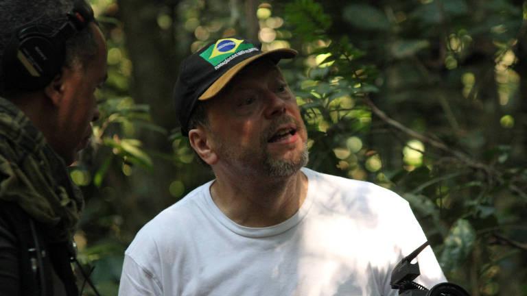 fernando meirelles na floresta amazônica – Divulgação