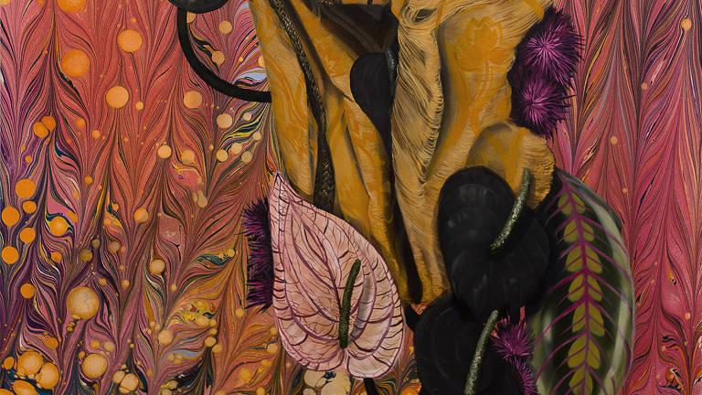 pintura de mariana palma – Mariana Palma/Divulgação