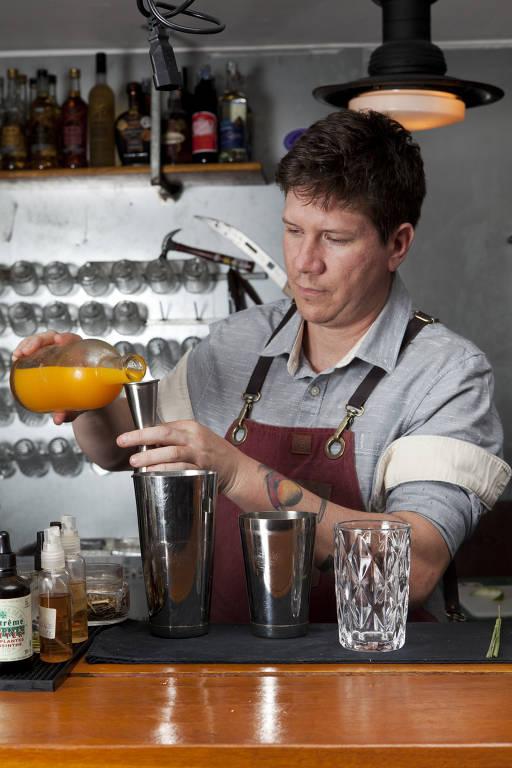 Barmen e barwomen indicam seus bares e drinques preferidos em São Paulo