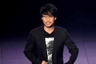 Futebol e o jogo podem unir o mundo, dizHideo Kojima,criador da série 'Metal Gear'