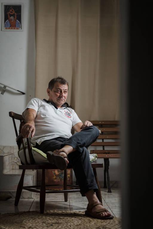 Cesare Battisti em Cananeia