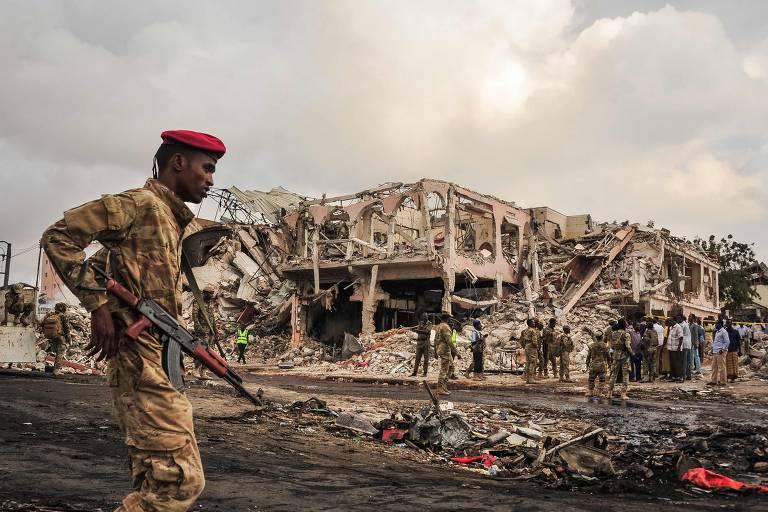 Somália é o país que menos pune crimes contra jornalistas, diz relatório