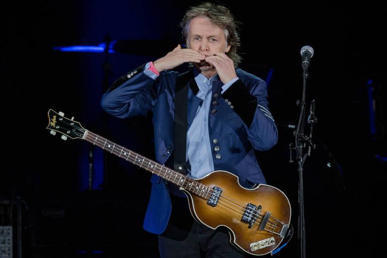 Paul McCartney em São Paulo
