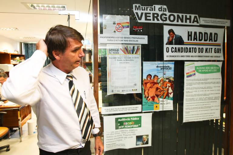 As polêmicas de Bolsonaro