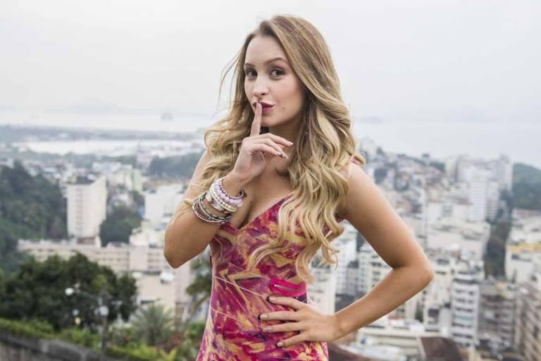 """Carla Diaz como Carine em """"Segundo Sol"""""""