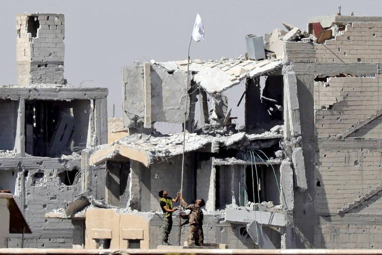 Retomada de Raqqa