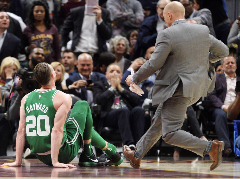 Gordon Hayward, ala do Boston Celtics – Ken Blaze/USA Today Sports