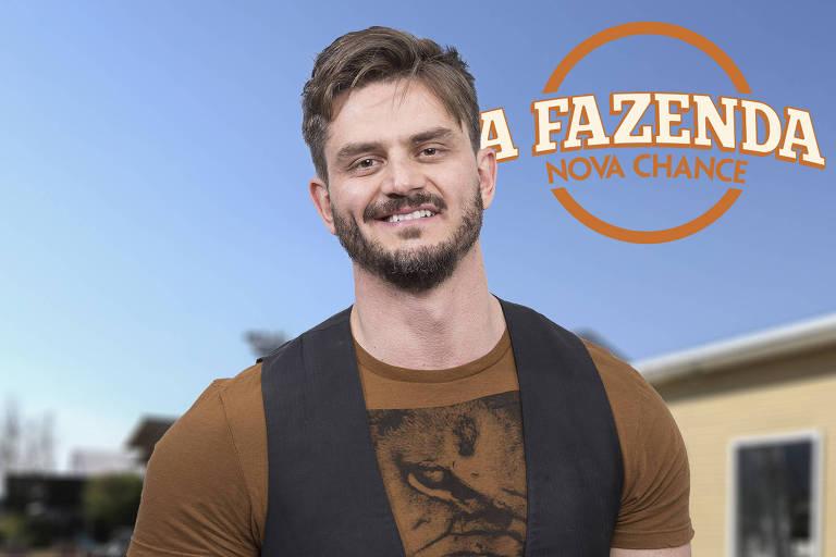 """Marcos Harter foi o participante mais polêmico do """"Big Brother Brasil 17"""": foi expulso acusado de agredir física e psicologicamente a competidora Emilly, com quem mantinha um relacionamento amoroso na casa"""