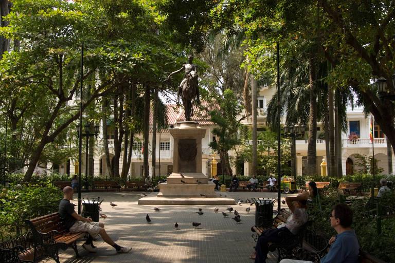 A Cartagena de Gabriel Garc�a M�rquez