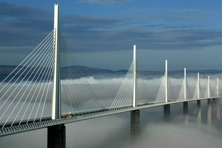 Pontes estaiadas