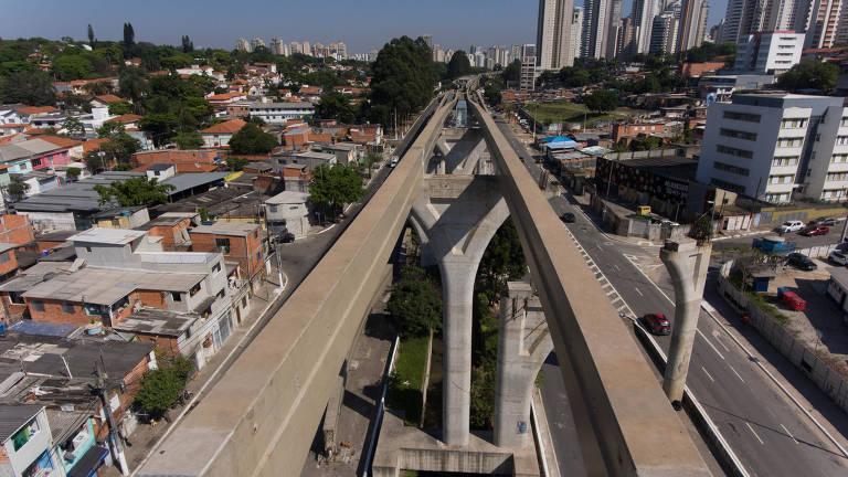 Monotrilho de Alckmin dará prejuízo