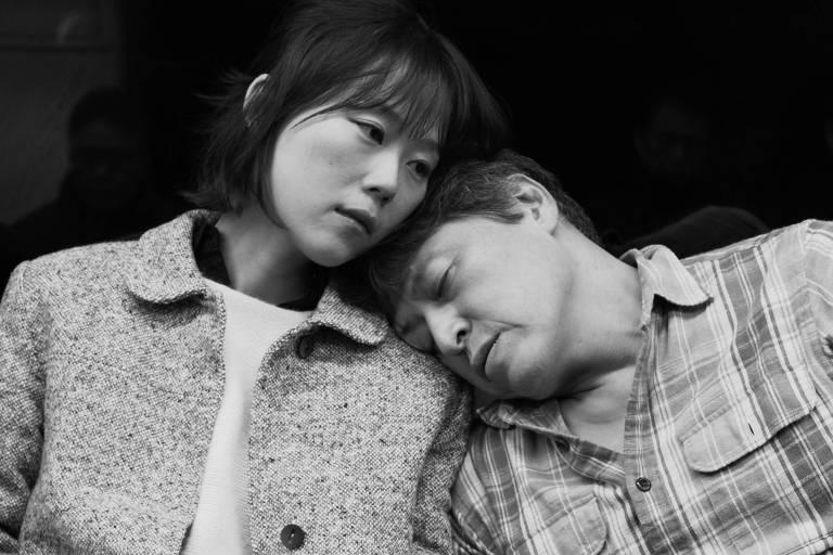 """Cena do filme """"O Dia Depois"""", do sul-coreano Hong Sang-Soo, exibido na 41ª Mostra Internacional de Cinema em São Paulo"""