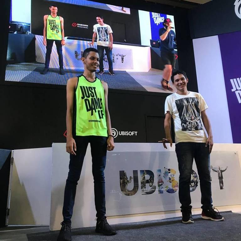 Tiago Silva de Oliveira, 20, e Julio César da Costa Gato, 21, foram os vencedores regionais e representarão São Paulo na próxima etapa da competição, que acontecerá em dezembro.