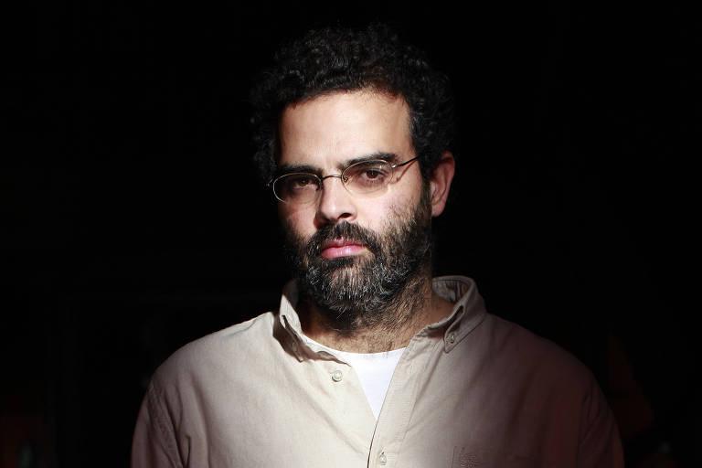 O escritor português Gonçalo M. Tavares