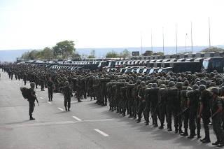 Exército na Copa